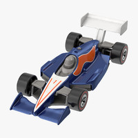 Toy Racecar 01