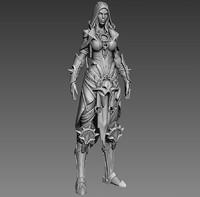 Fantasy Female Character 2
