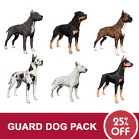 Guard Dog Pack