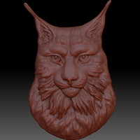 lynx relief for CNC