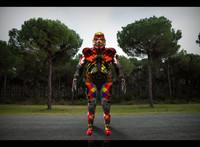 Voodoo Forest Clown