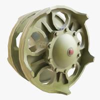 T90 Wheel 01