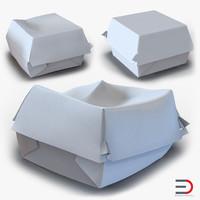 Burger Boxes Collection