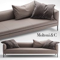 molteni SOFA PAUL