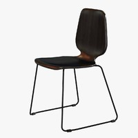 Prince seating products - Nuora Sled Base Chair