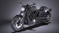 Harley-Davidson V-rod Night Rod Special 2016