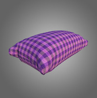 Pillow Low-Poly