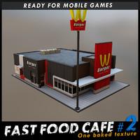 Fast Food Cafe #2