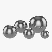 WADL4956 Sphere Decorative Sculpture