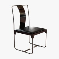 Driade mingx metal chair