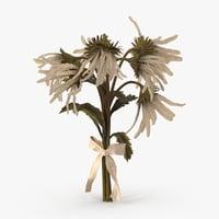 Dead Daisy Bouquet