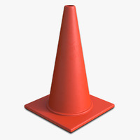 Road Cone (18' New Condition)