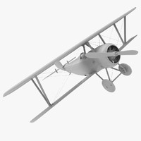 Aircraft Nieuport 16