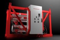 Industrial Circulation Heater