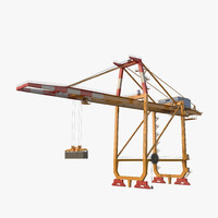 Container Crane v2