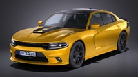 Dodge Charger Daytona 2017