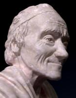 Voltaire sculpture