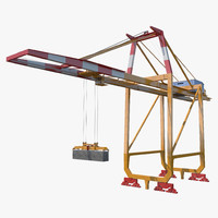 Container Crane v3