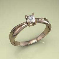 ring gold 006