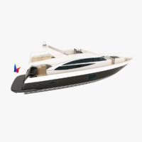Princess 72 Yacht