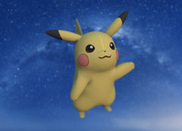 Pikachu - Rigged from Pokemon
