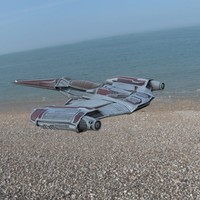 Zerius Spaceship