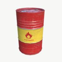 Oil Barrel V2