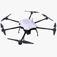 Drone Copter Hexacopter
