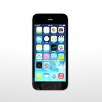 iPhone 5s Black/Gray