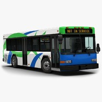 2015 Gillig Low Floor Bus