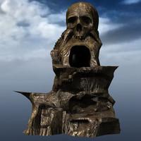 Skull Rock Mountain