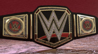 Championship Title Belt