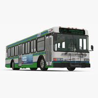 Gillig Low Floor Advantage Bus