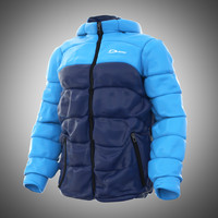 Sports winter jacket