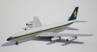 Boeing 707-320(B) British Caledonian