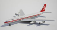 Boeing 707-320(B) Malaysian Airline System