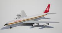 Boeing 707-320(B) Qantas