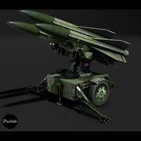 Hawk Launcher MIM-23