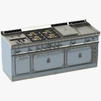 Officine Gullo OGS208F Oven
