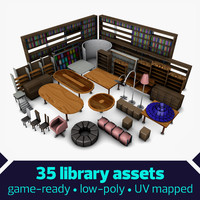 Game Library Models