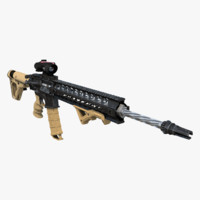 Assault Rifle AR-15