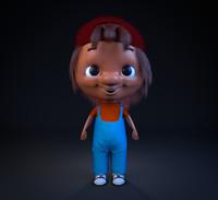 Red Cap Kid