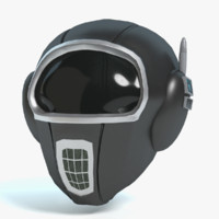 Scifi Helmet