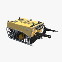 ROV Remotely Operated Underwater Vehicle