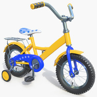 Children bicycle 01