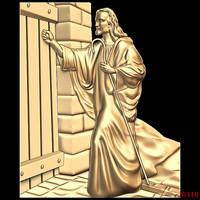 (110) 3d STL Model Religion Icon for CNC Router 3D Printer Aspire Cut3d Artcam