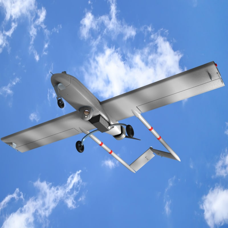 RQ-7 Shadow UAV 3d model A0001.jpg