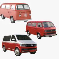 VW Minibus Collection