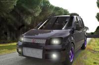 Nuova-Fiat-Panda Car