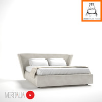 Groundhog 3D Models | Meritalia Plaza bed
